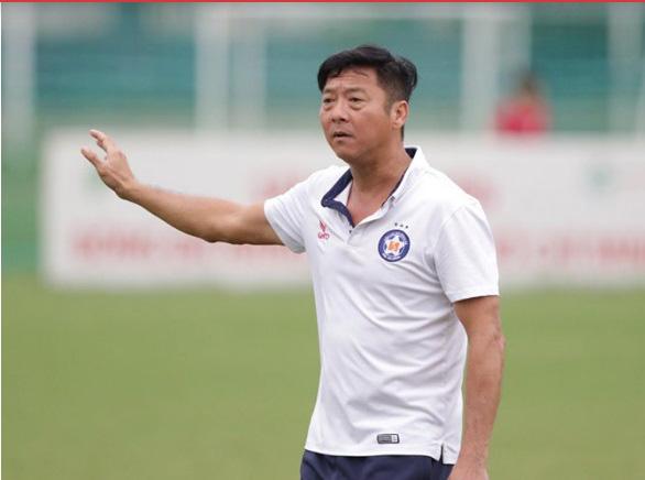 SHB Đà Nẵng 3 trận 0 điểm, HLV Lê Huỳnh Đức bị sa thải? - Ảnh 1.
