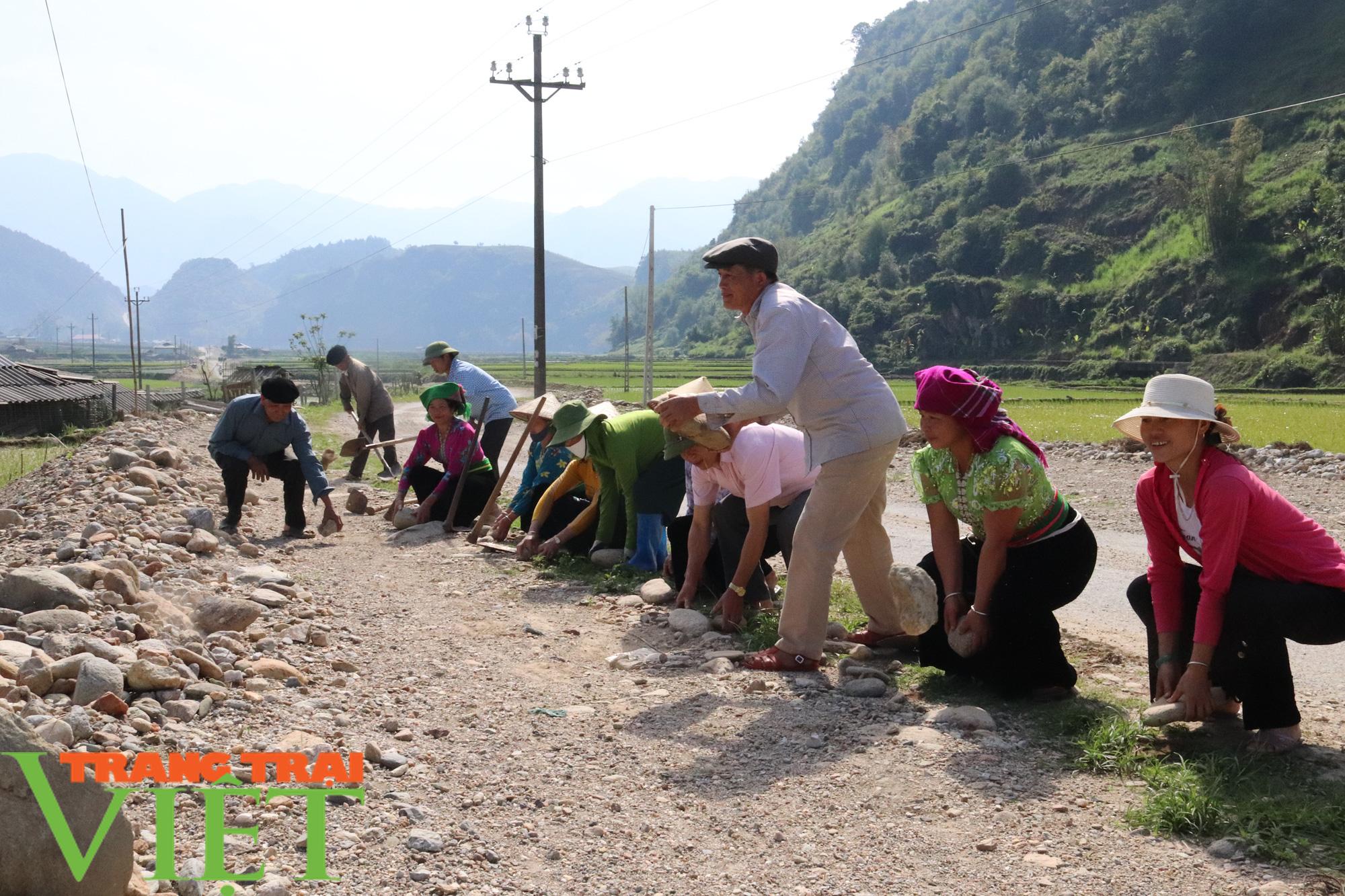"""Nông thôn mới Sơn La: Mường La """"thay da, đổi thịt"""" - Ảnh 7."""