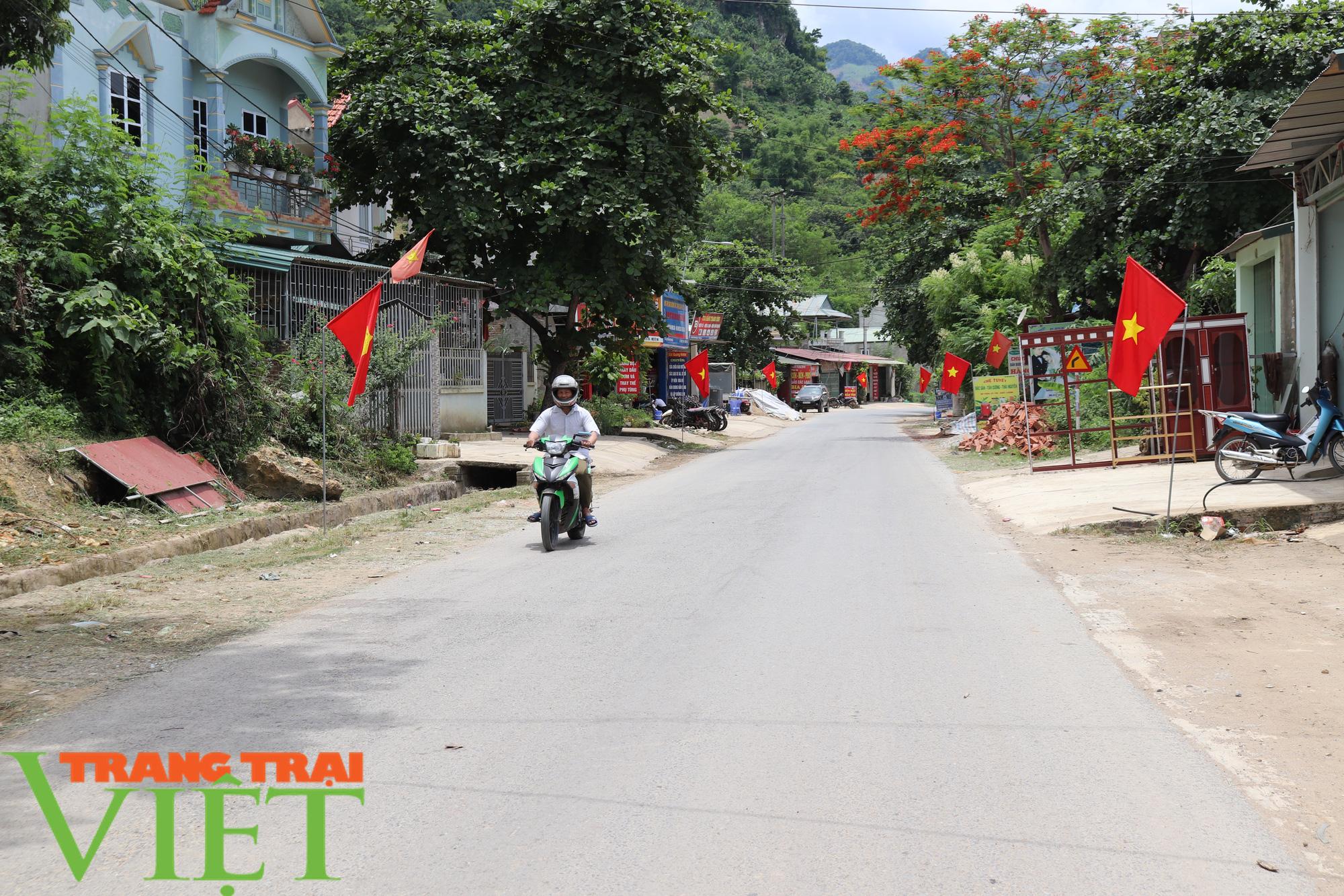 """Nông thôn mới Sơn La: Mường La """"thay da, đổi thịt"""" - Ảnh 9."""