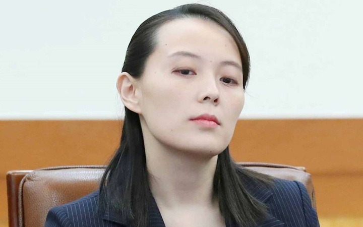 Bật mí về nhiệm vụ mới bất ngờ của em gái Kim Jong-un