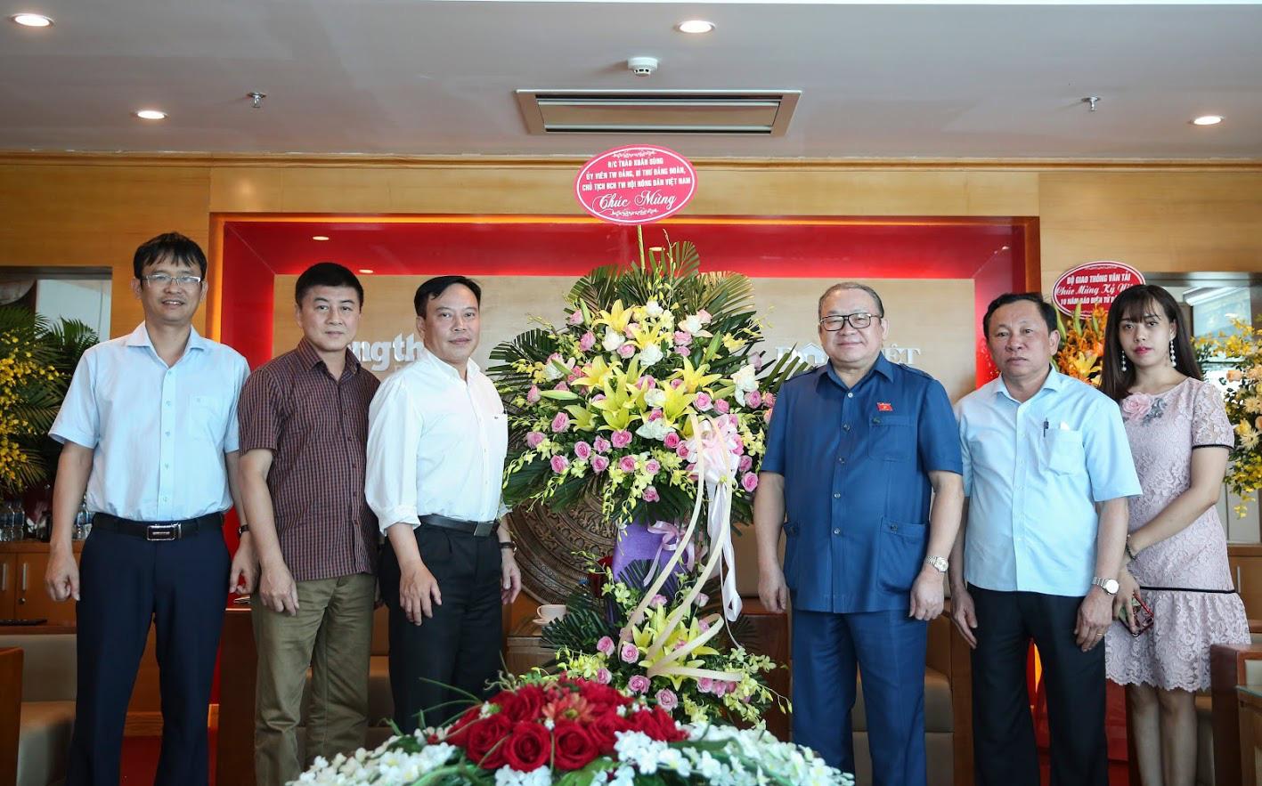 Lời cảm ơn của Tổng biên tập Báo Điện tử Dân Việt - Ảnh 1.