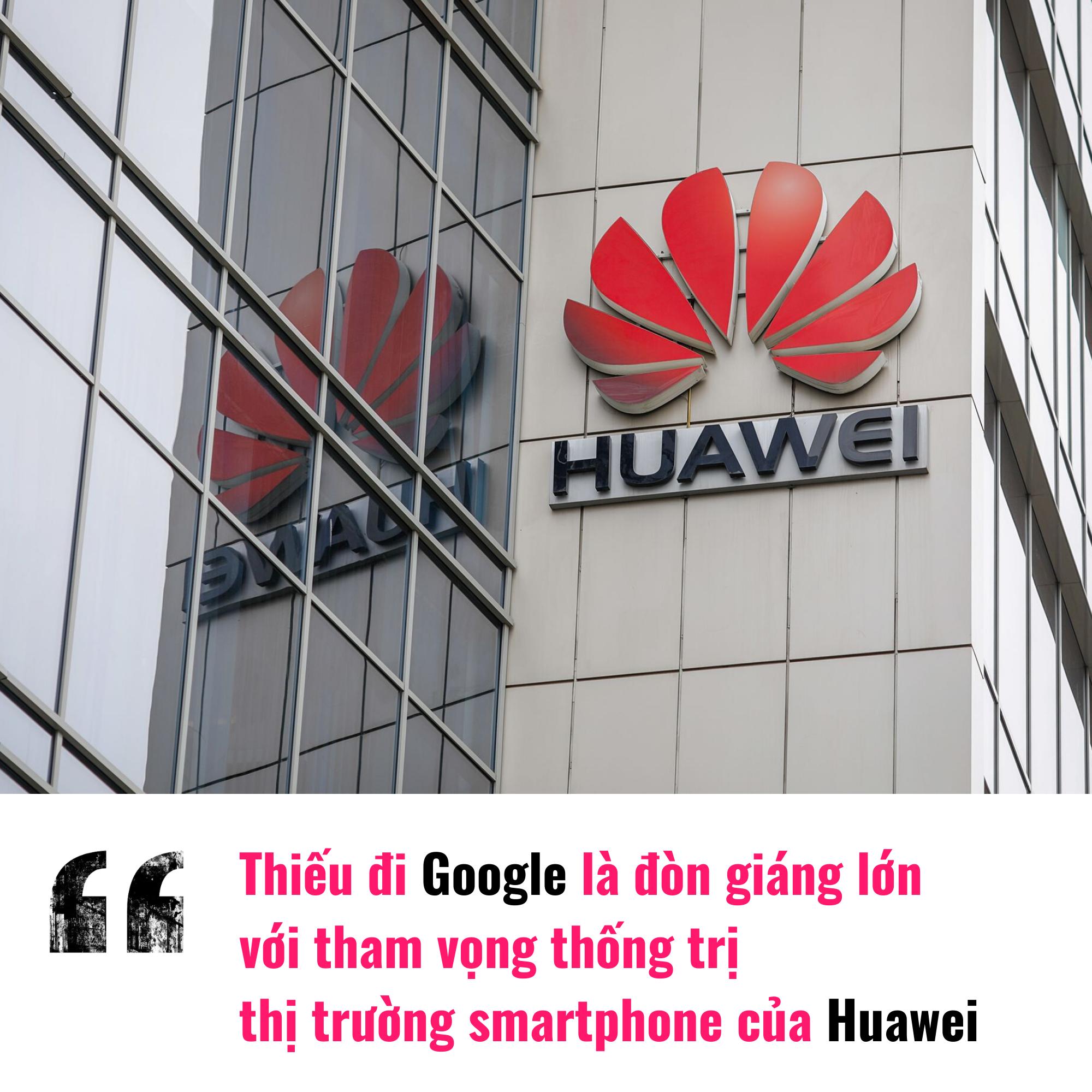 """Huawei muốn thống trị thị trường smartphone toàn cầu như Trump đang """"kết liễu"""" giấc mơ ấy - Ảnh 5."""