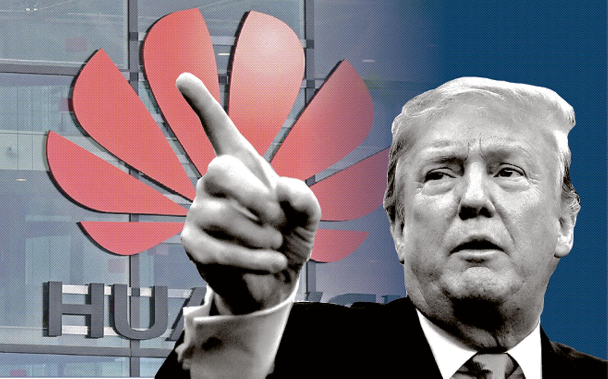"""Anh cấm Huawei: Chính quyền Trump ăn mừng nhưng Trung Quốc phản ứng cực """"gắt"""" - Ảnh 1."""