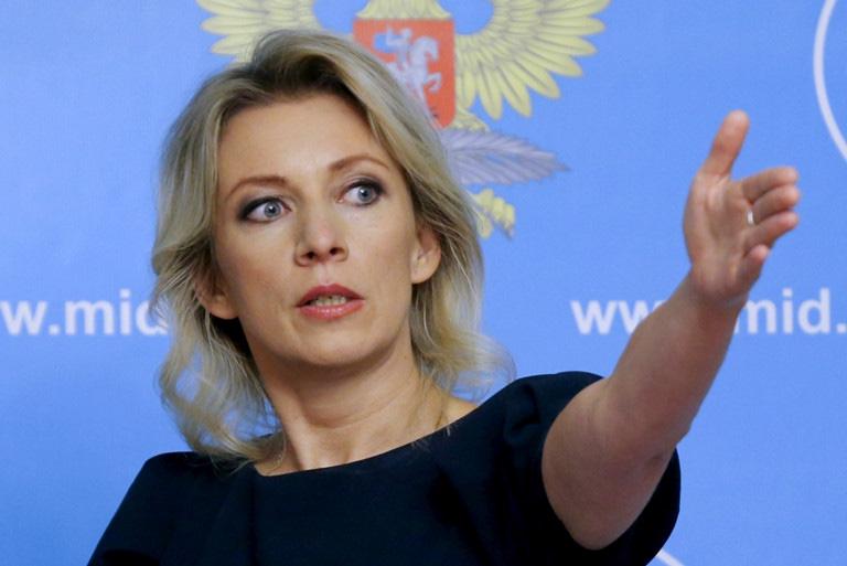 Nga đáp lại cực gắt về cáo buộc liên quan tới bạo loạn ở Mỹ - Ảnh 1.