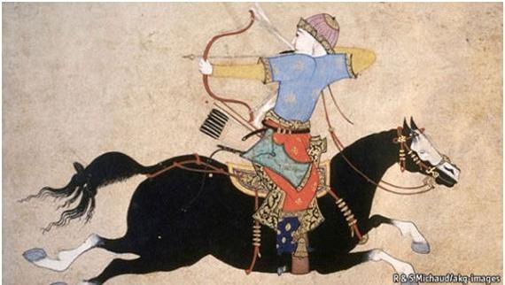 Những trận chiến trên lưng ngựa kinh điển bậc nhất lịch sử nhân loại - Ảnh 9.