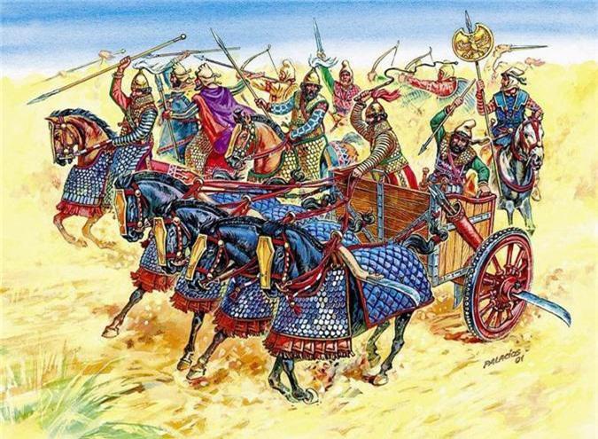 Những trận chiến trên lưng ngựa kinh điển bậc nhất lịch sử nhân loại - Ảnh 11.