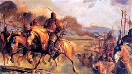 Những trận chiến trên lưng ngựa kinh điển bậc nhất lịch sử nhân loại - Ảnh 3.