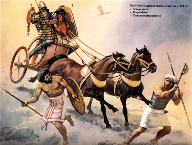 Những trận chiến trên lưng ngựa kinh điển bậc nhất lịch sử nhân loại - Ảnh 4.
