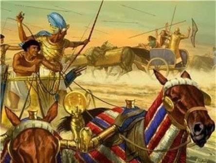 Những trận chiến trên lưng ngựa kinh điển bậc nhất lịch sử nhân loại - Ảnh 5.