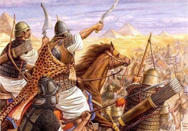 Những trận chiến trên lưng ngựa kinh điển bậc nhất lịch sử nhân loại - Ảnh 8.