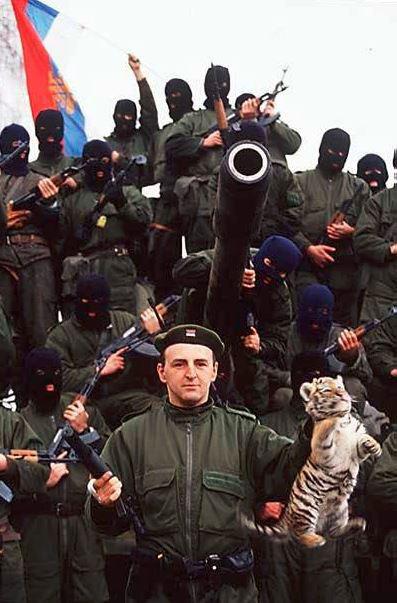 Chiến tranh Nam Tư: Cuộc chiến đa sắc tộc kéo dài hai thế kỷ - Ảnh 5.