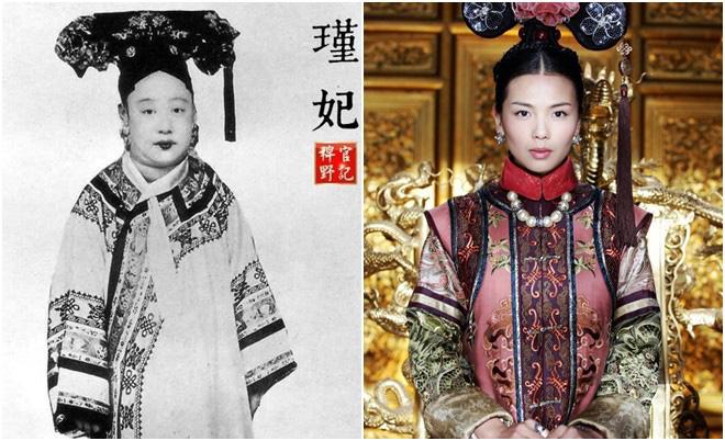 """Nhan sắc cung tần mỹ nữ Trung Quốc xưa """"lột xác"""", khác xa phim cổ trang? - Ảnh 3."""