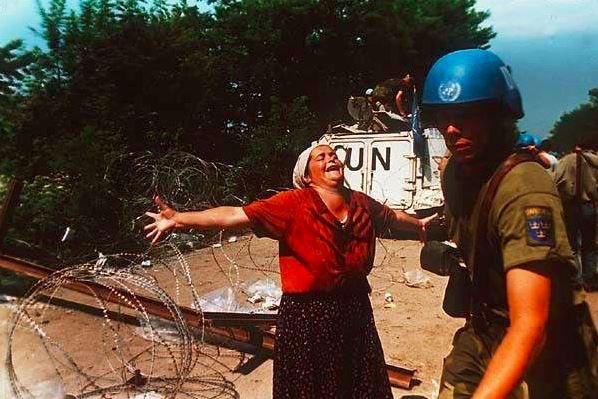 Chiến tranh Nam Tư: Cuộc chiến đa sắc tộc kéo dài hai thế kỷ - Ảnh 10.
