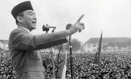 Âm mưu CIA dùng băng sex lật đổ tổng thống Indonesia năm 1962 - Ảnh 1.