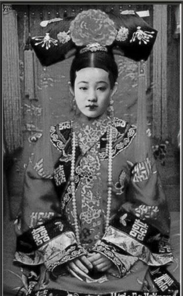 """Nhan sắc cung tần mỹ nữ Trung Quốc xưa """"lột xác"""", khác xa phim cổ trang? - Ảnh 9."""