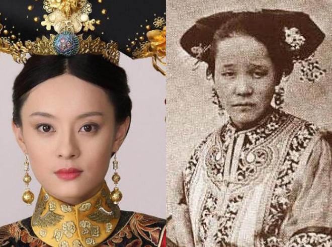 """Nhan sắc cung tần mỹ nữ Trung Quốc xưa """"lột xác"""", khác xa phim cổ trang? - Ảnh 6."""