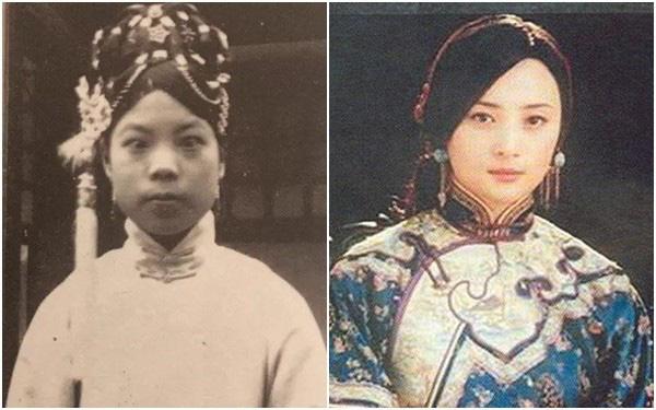 """Nhan sắc cung tần mỹ nữ Trung Quốc xưa """"lột xác"""", khác xa phim cổ trang? - Ảnh 1."""