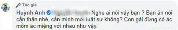 Bạn gái Quang Hải dọa mời luật sư khi bị anti-fan xúc phạm trên mạng xã hội - Ảnh 3.