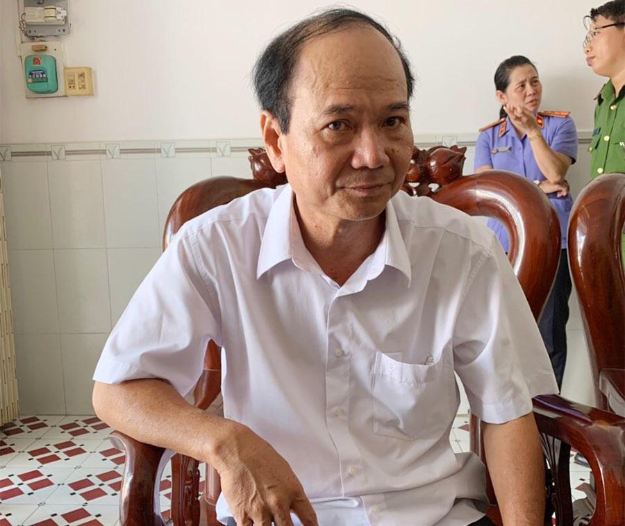Cựu Chủ tịch TP.Trà Vinh bị cáo buộc cầm đầu vụ thất thoát hơn 70 tỷ đồng - Ảnh 3.
