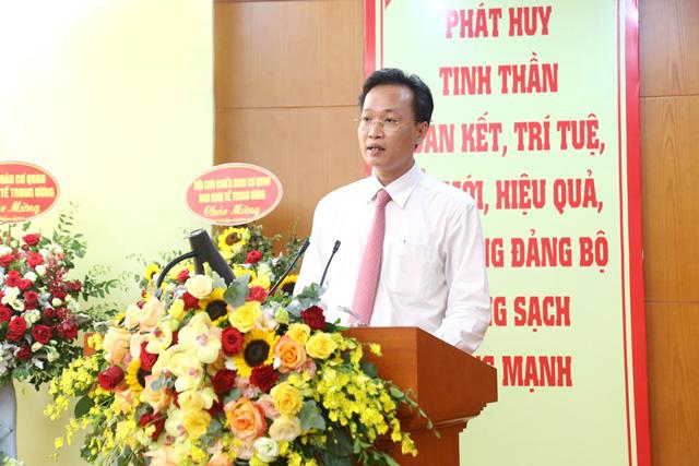 Phó Trưởng Ban Kinh tế Trung ương Nguyễn Hữu Nghĩa được bầu chức vụ Đảng - Ảnh 1.