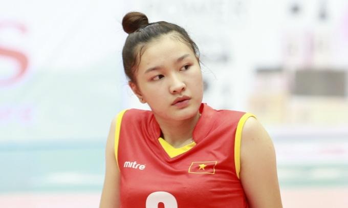 """""""Chân dài"""" bóng chuyền Việt Nam: Linh Chi, Thu Hoài hay ai xinh nhất? - Ảnh 7."""