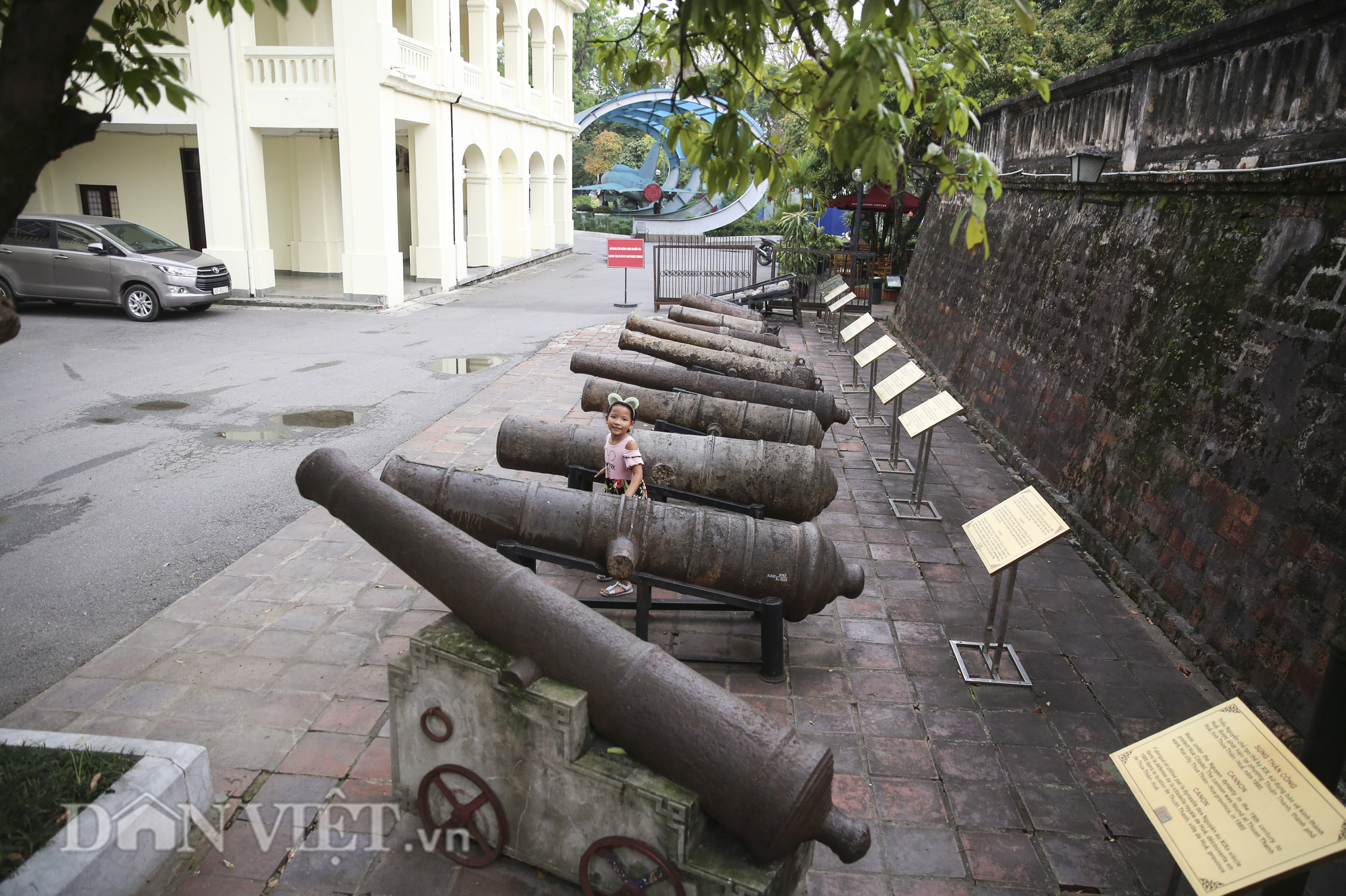 """Cận cảnh vũ khí có sức mạnh như """"thần"""" của vương triều Nhà Nguyễn - Ảnh 1."""