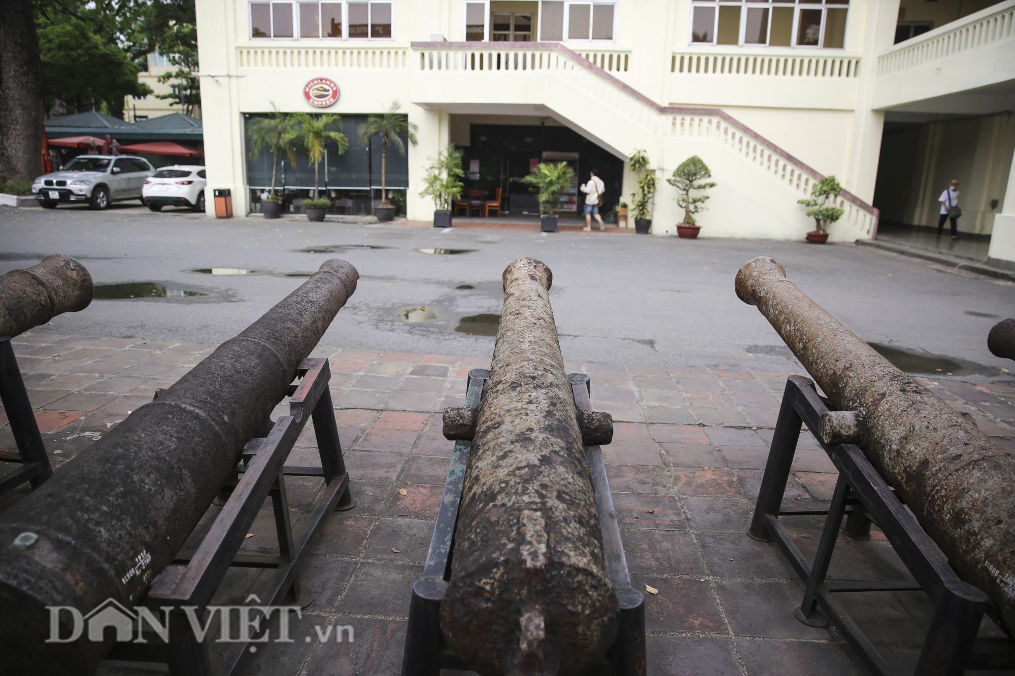 """Cận cảnh vũ khí có sức mạnh như """"thần"""" của vương triều Nhà Nguyễn - Ảnh 2."""