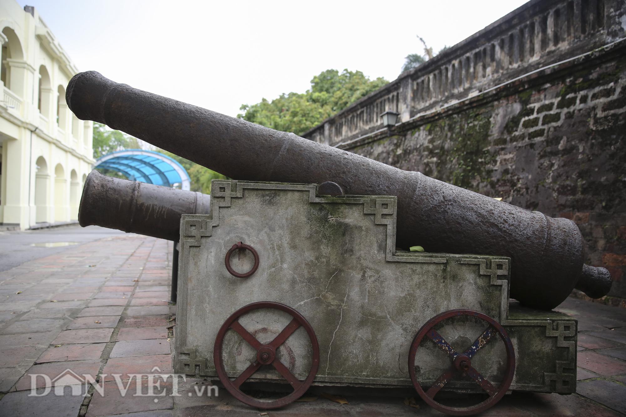 """Cận cảnh vũ khí có sức mạnh như """"thần"""" của vương triều Nhà Nguyễn - Ảnh 9."""