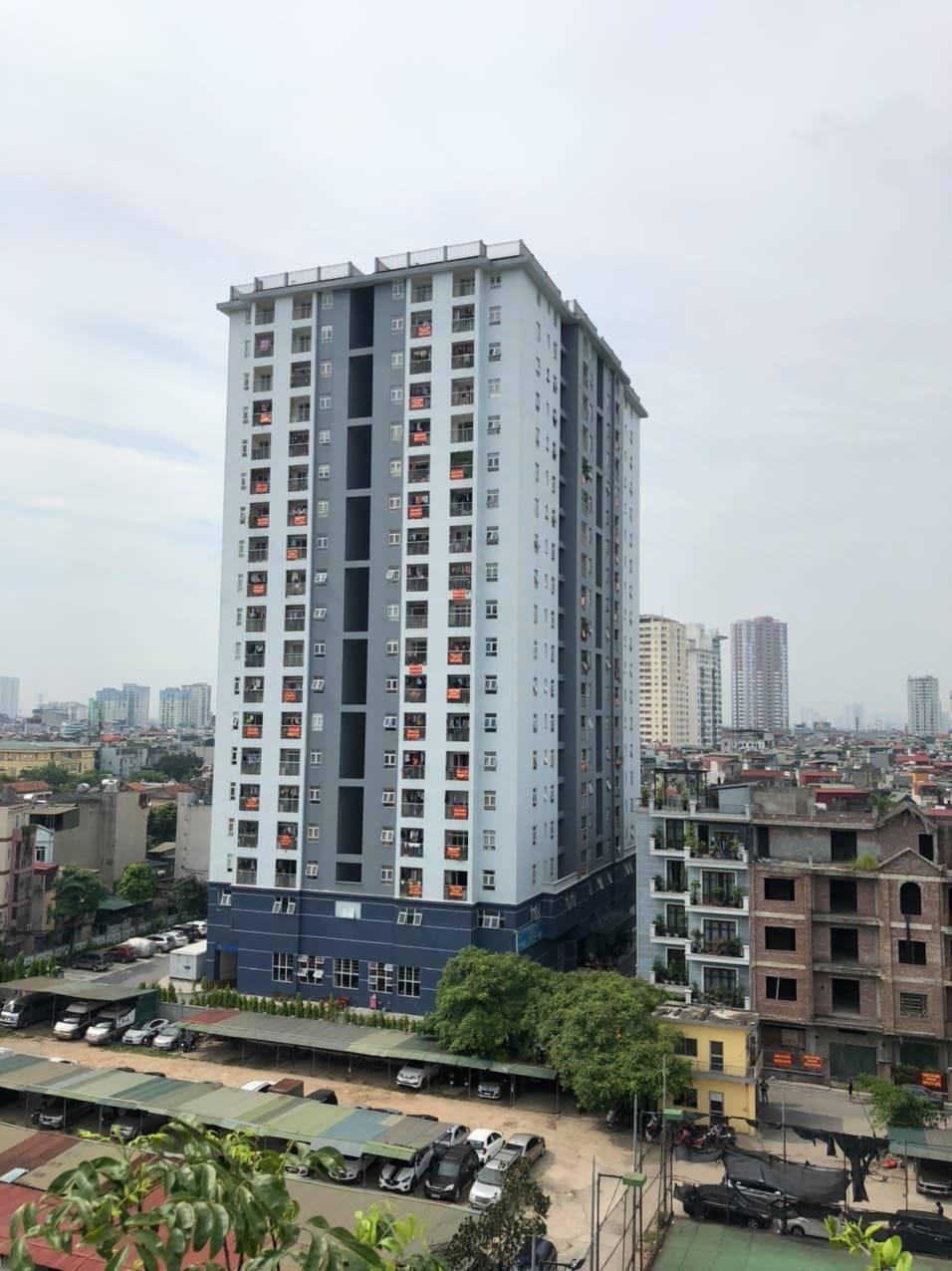 """Hàng trăm hộ dân sống trong chung cư """"vô thừa nhận"""" giữa Thủ đô - Ảnh 1."""