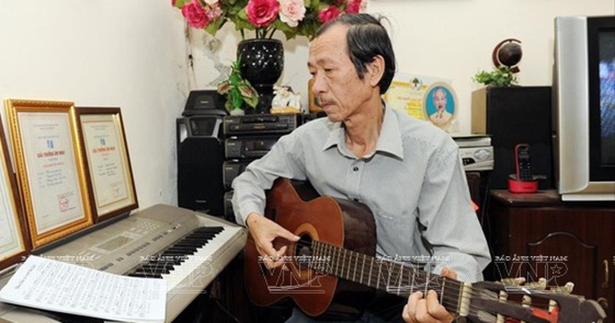 """Vĩnh biệt nhạc sĩ Hà Hải, tác giả """"Cá vàng bơi"""" qua đời ở tuổi 70 - Ảnh 3."""