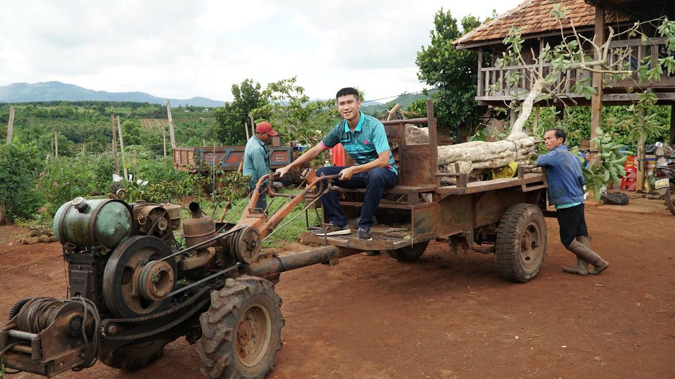 Cựu GĐĐH HAGL Huỳnh Mau kể chuyện chia tay bầu Đức về làm nông dân - Ảnh 5.