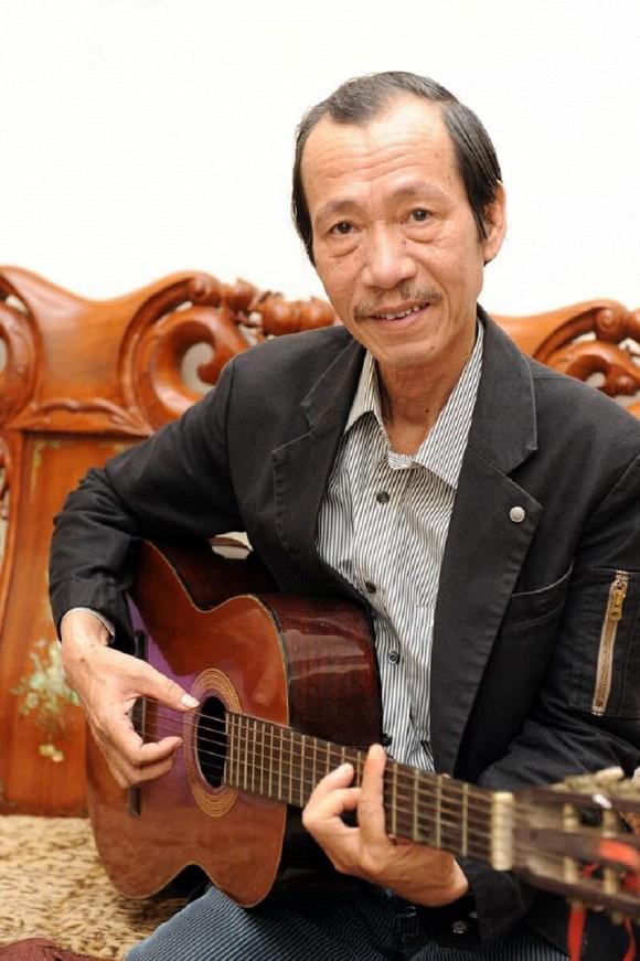 """Vĩnh biệt nhạc sĩ Hà Hải, tác giả """"Cá vàng bơi"""" qua đời ở tuổi 70 - Ảnh 1."""