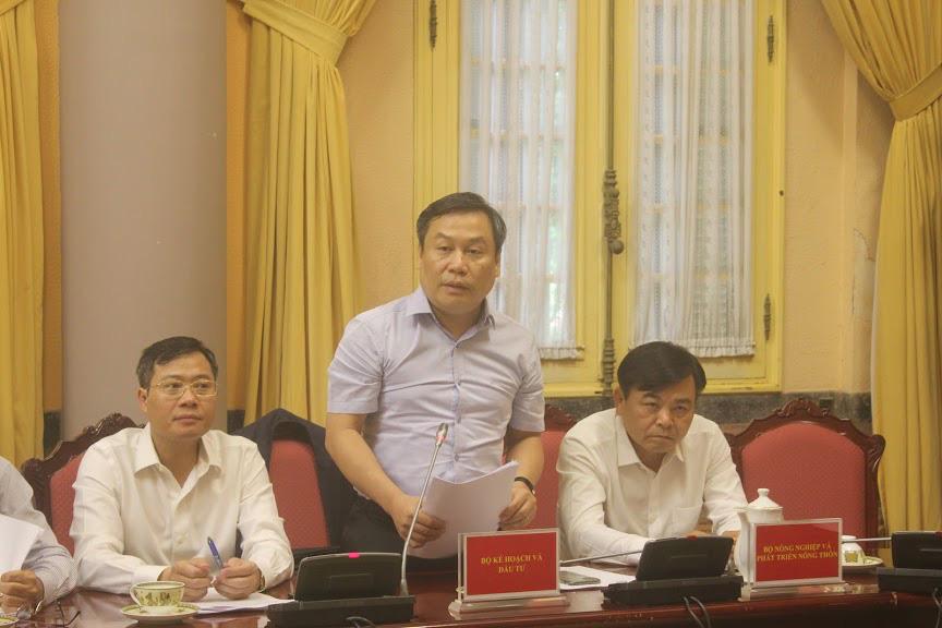 Thứ trưởng Bộ KĐ-ĐT Vũ Đại Thắng: DN kinh doanh đòi nợ thuê có trách nhiệm thanh, quyết toán từ nay đến 1/1/2021 - Ảnh 1.