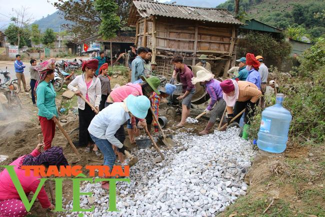 Hội Nông dân Sơn La hiến đất, góp sức xây dựng nông thôn mới - Ảnh 5.