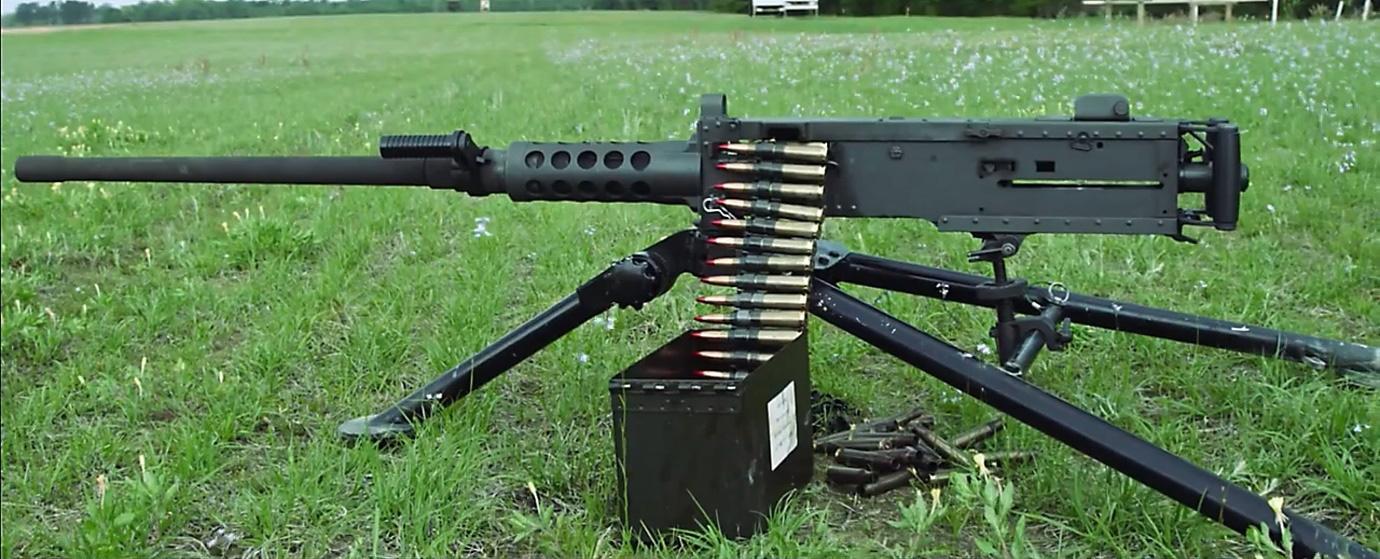 """M2 Browning: Súng máy """"bất tử"""" của quân đội Mỹ - Ảnh 1."""