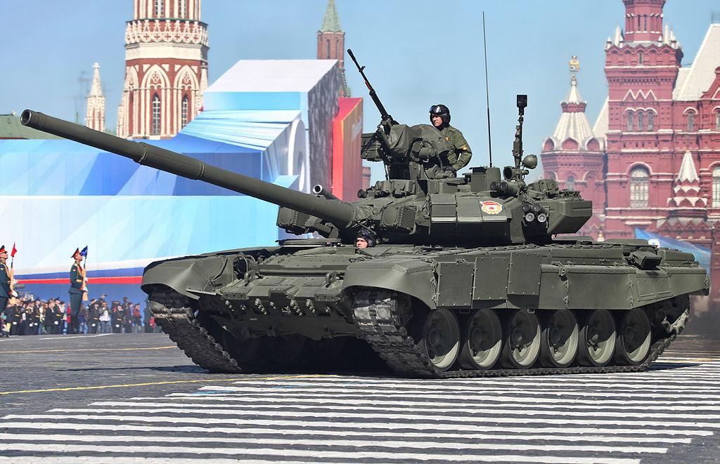 5 chiếc xe tăng khiến mọi đối thủ phải ngao ngán - Ảnh 1.