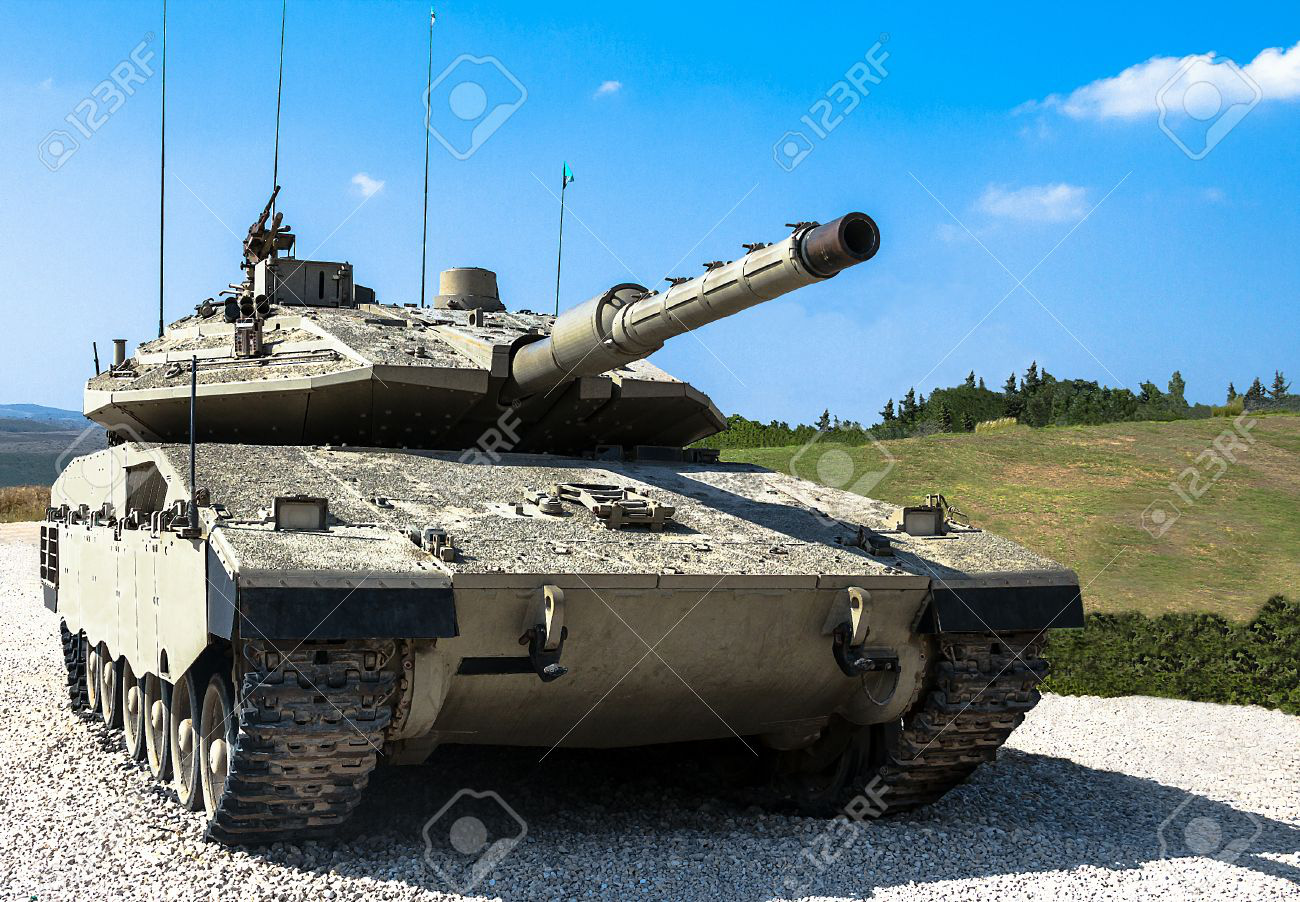 5 chiếc xe tăng khiến mọi đối thủ phải ngao ngán - Ảnh 4.