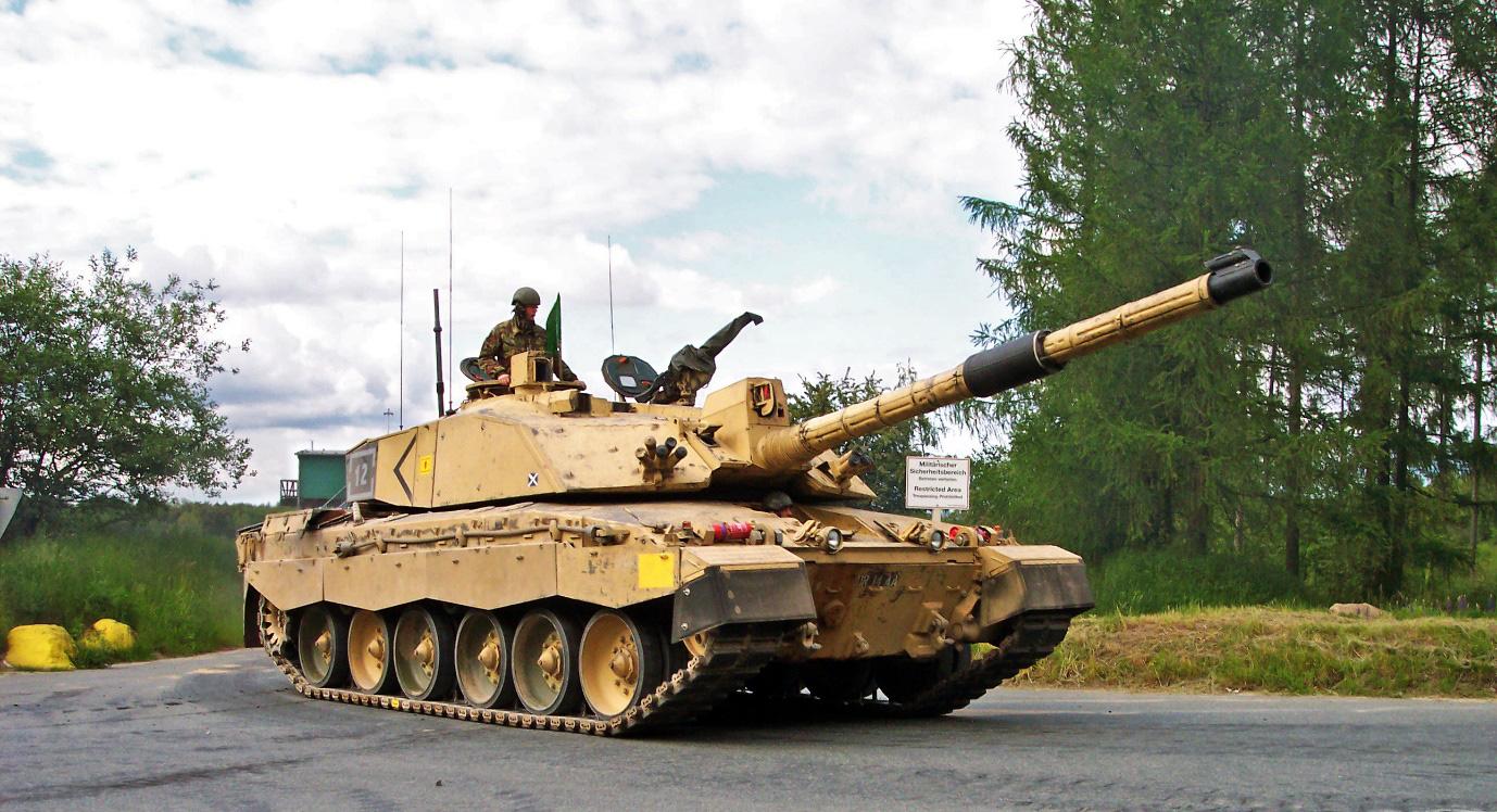 5 chiếc xe tăng khiến mọi đối thủ phải ngao ngán - Ảnh 5.