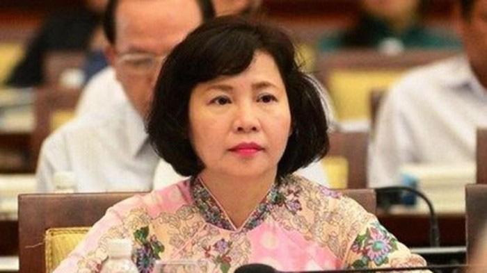 """""""Vết đen"""" trong sự nghiệp của cựu Thứ trưởng Hồ Thị Kim Thoa - Ảnh 2."""