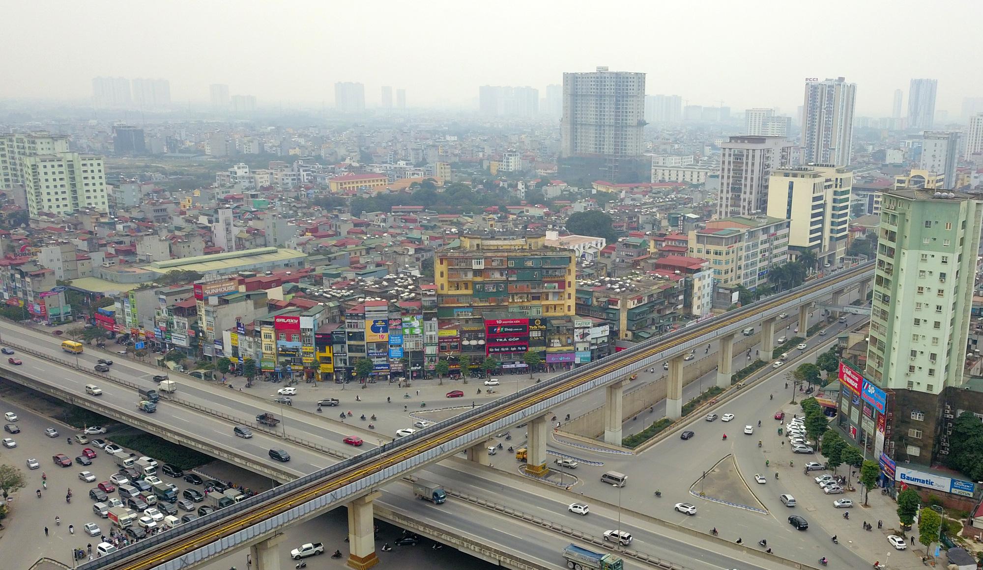 Vinaconex đề xuất xây mới 6 toà chung cư, cao nhất 50 tầng tại  - Ảnh 1.
