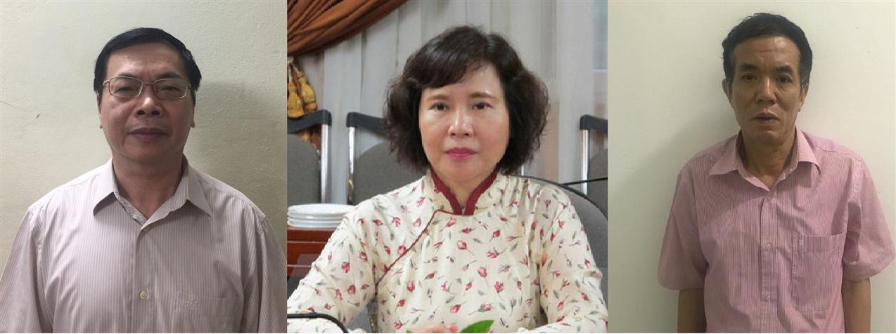 Ông Vũ Huy Hoàng, bà Hồ Thị Kim Thoa sai phạm từ kẽ hở nào của pháp luật? - Ảnh 1.