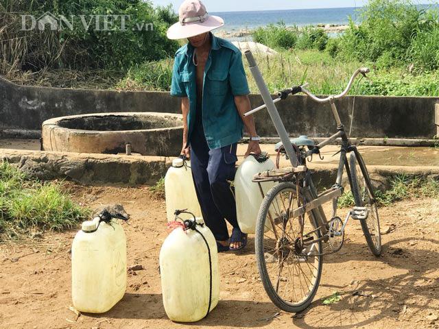 """Quảng Ngãi: Chính quyền có """"tư túi"""" vụ chi 2 tỷ khoan giếng nước cho dân?  - Ảnh 2."""