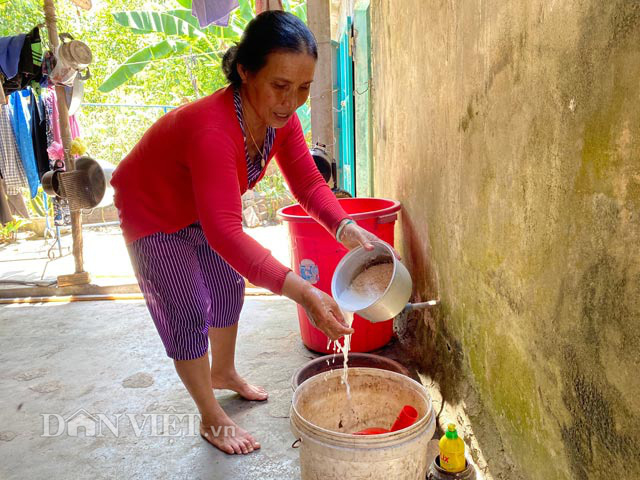 """Quảng Ngãi: Chính quyền có """"tư túi"""" vụ chi 2 tỷ khoan giếng nước cho dân?  - Ảnh 3."""