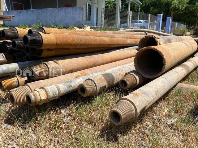 """Quảng Ngãi: Chính quyền có """"tư túi"""" vụ chi 2 tỷ khoan giếng nước cho dân?  - Ảnh 5."""