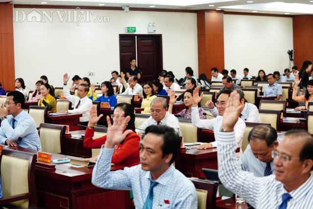 Bí thư Thành ủy Nguyễn Thiện Nhân: Nông nghiệp TP.HCM là điểm sáng - Ảnh 2.