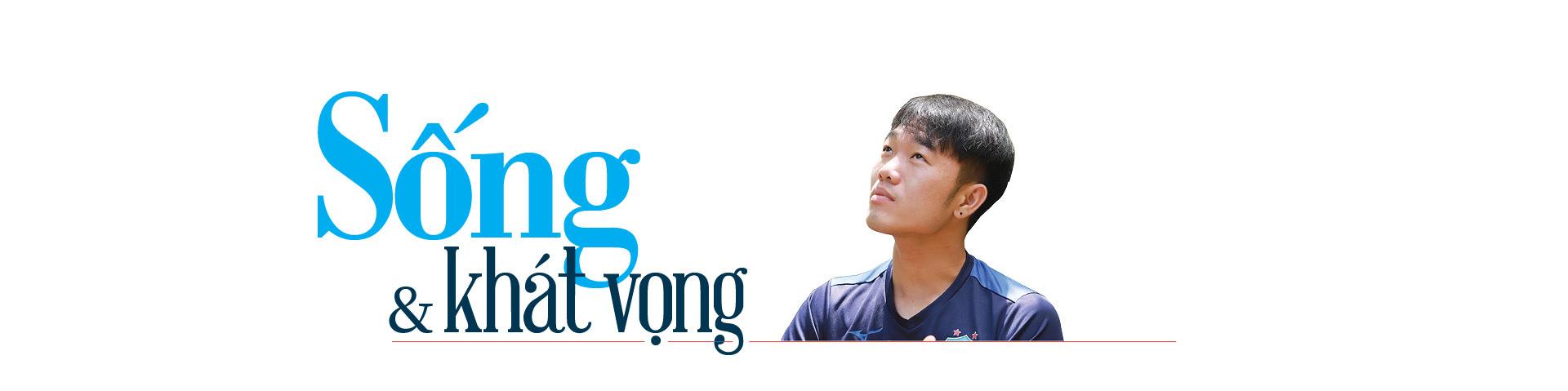 """Tiền vệ Lương Xuân Trường: """"Tôi muốn sống đẹp trong từng khoảnh khắc"""" - Ảnh 1."""