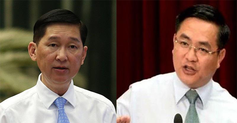 Phó chủ tịch TP.HCM Trần Vĩnh Tuyến sai phạm gì tại SAGRI dẫn đến bị khởi tố? - Ảnh 1.
