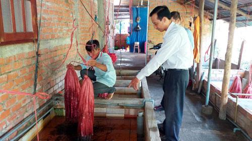 Tiền Giang: Nuôi lươn không bùn theo cách này, một nông dân từ nghèo rớt lên triệu phú - Ảnh 1.