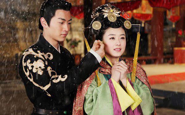 """Chuyện tình kinh thiên động địa giữa Hoàng đế và nữ tướng và """"đám cưới ma"""" khó hiểu  - Ảnh 2."""