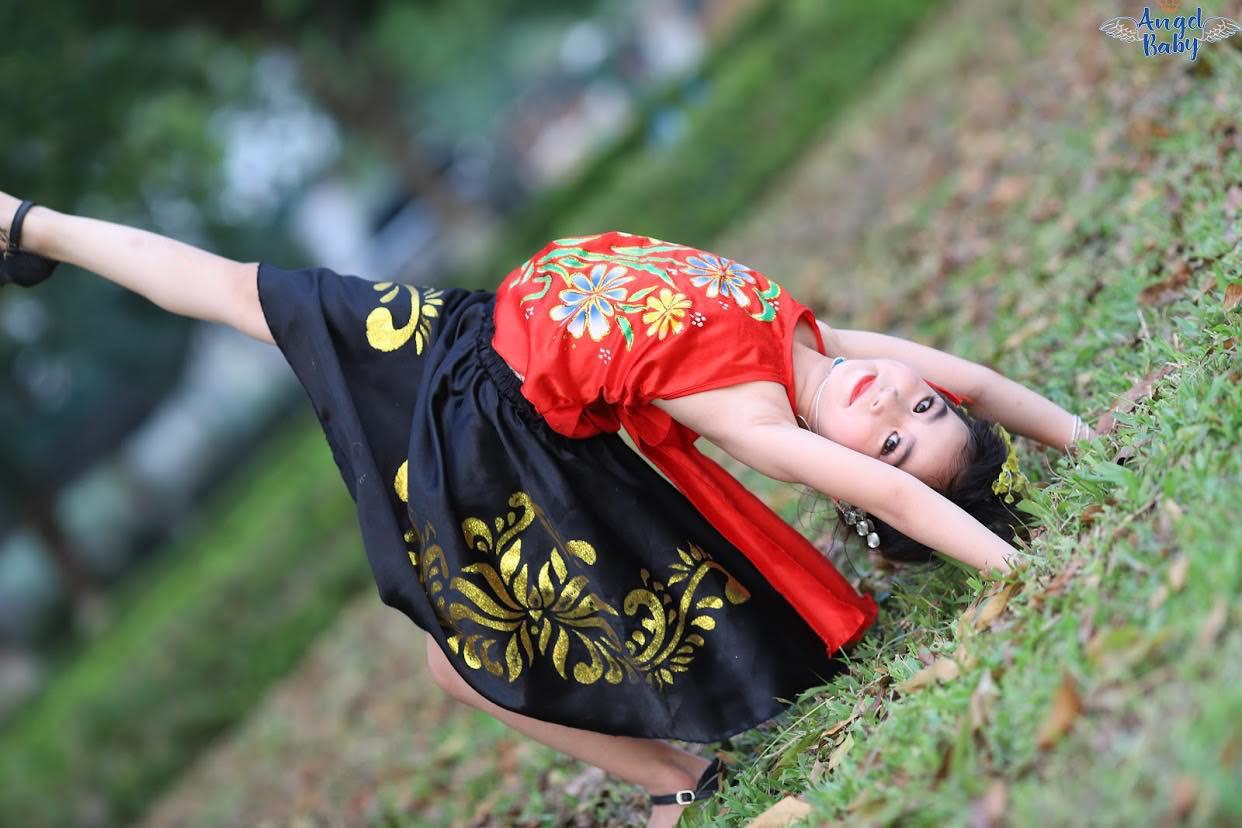 Lê Hoàng Bảo Trâm: Sao nhí tí hon toả sáng tuổi lên 6 - Ảnh 2.